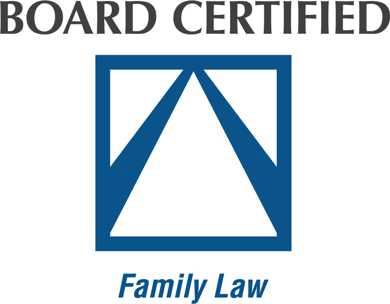 Board Certified Attorney - Family Law